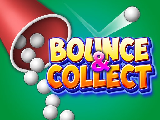 Bounce And Collect Game