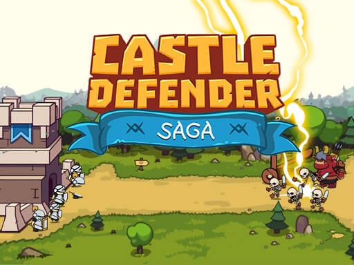 Castle Defender Saga Game