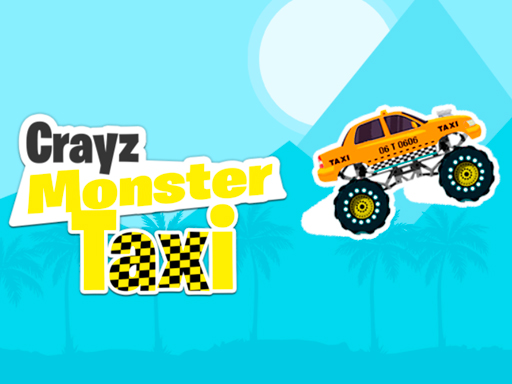 Crayz Monster Taxi Game