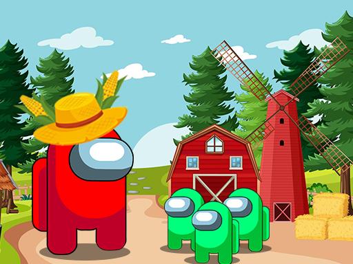 Impostor Farm Game