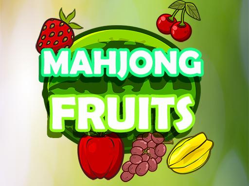 Mahjong Fruits Game