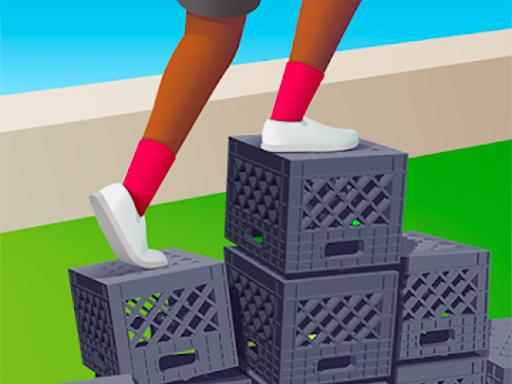 Milk Crate Challenge Game