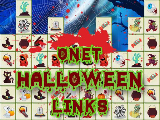 Onet Halloween Links Game