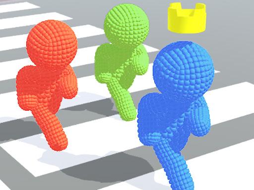 Pixel Bubblemanio Game