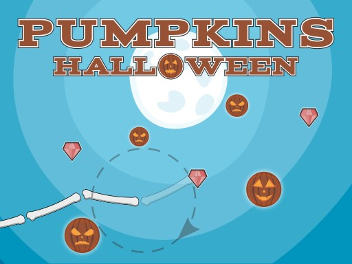 Pumpkins Halloween Game