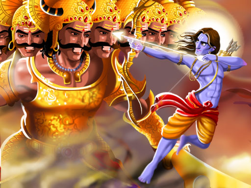 Ram The Yoddha Game