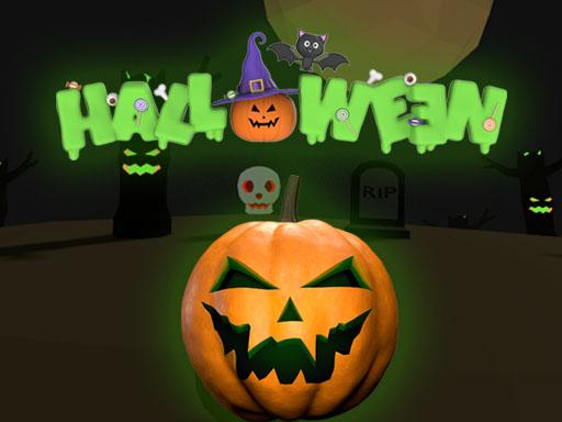 Rolling Halloween Game