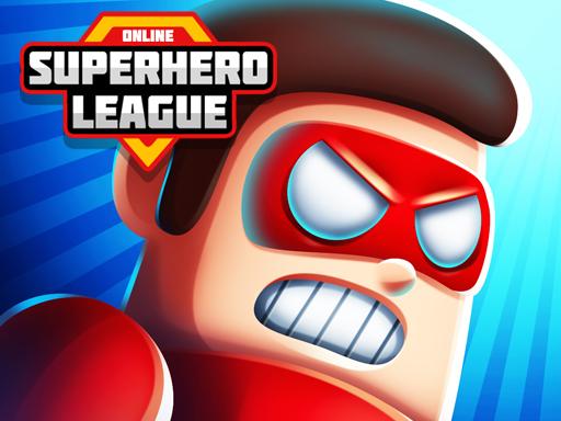 Super Hero League Online Game