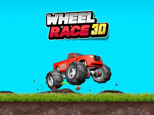 Wheel Race 3d Game