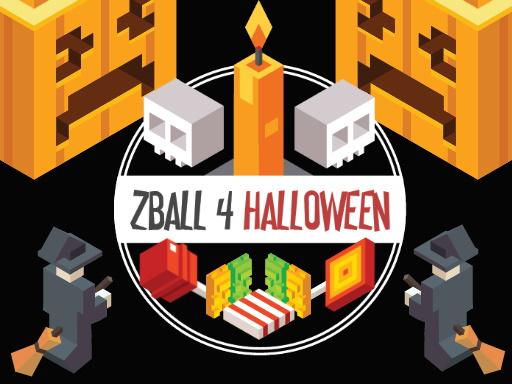 Zball 4 Halloween Game